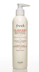 Fresh Seaberry Restorative Body Cream