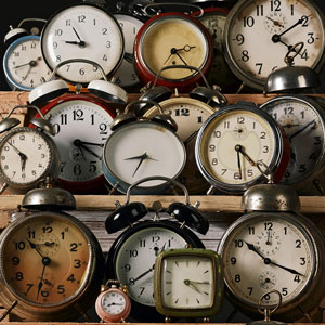 Study Proves: Our Age Clocks are Not Synchronized