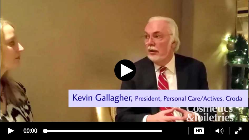 Kevin Gallagher looks to the future of the cosmetics industry.