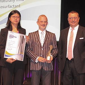 Evonik Nabs SEPAWA Innovation Award