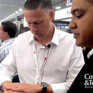 VIDEO: Hydration is Grants M.O. at in-cos North America