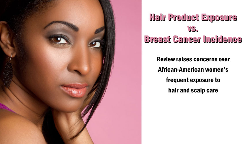 Hair Care vs. Cancer Incidence