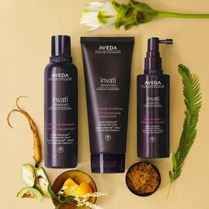 Aveda Introduces New Invati Advanced for Thinning Hair