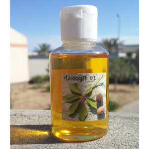 Manketti Oil for Hair and Skin