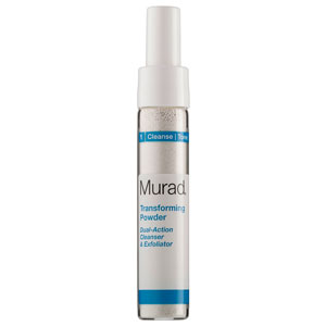 Read the Label: Murad Transforming Powder Dual-Action Cleanser & Exfoliator