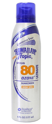 Ozone Ultimate Continuous Clear Spray SPF 80 Ultimate Sun Protection
