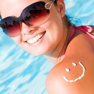 Sun Protection in Daily Products Alters Behavior