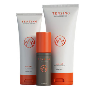 Tenzings Shaving Line