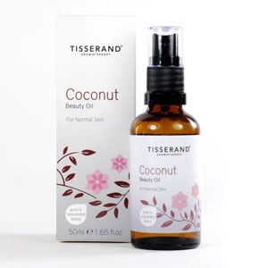 Read the Label: Tisserand Coconut Beauty Oil 50 mL