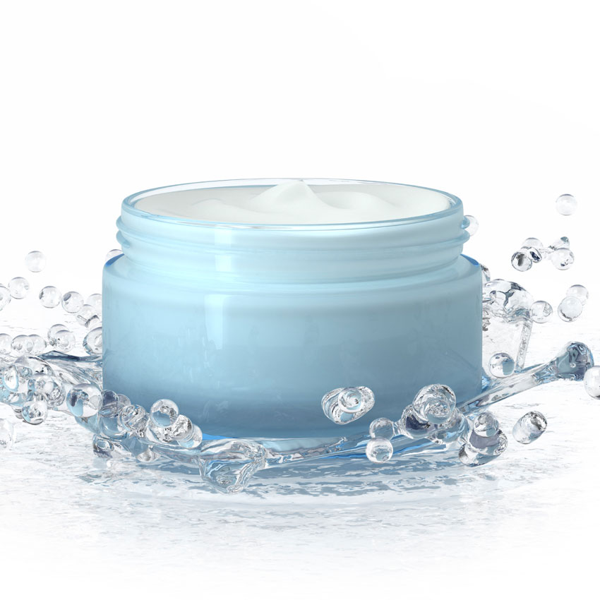 Water splash cream 850