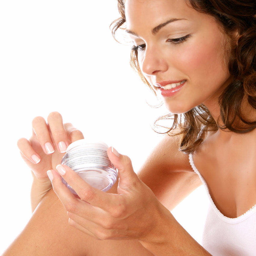 Ranking Body Creams by Sensory Properties