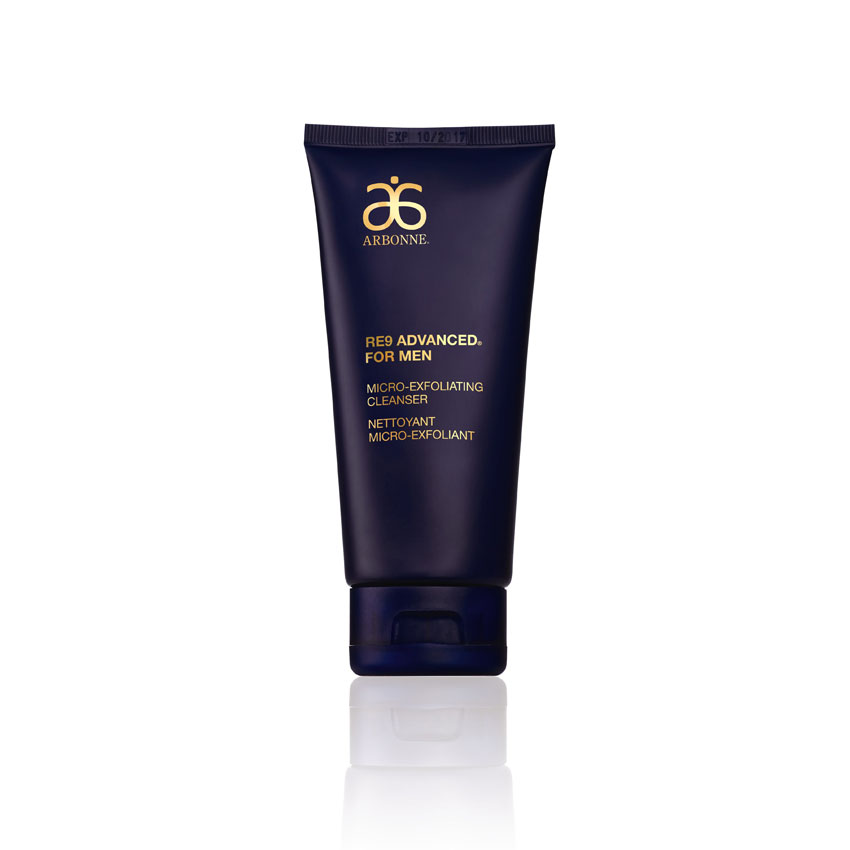 RE9 Advanced for Men Micro-Exfoliating Cleanser
