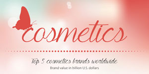 Cosmetics Industry Infographic