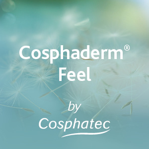 New COSMOS Certified Silicon Replacement – Cosphaderm® Feel with Free Technical Datasheet