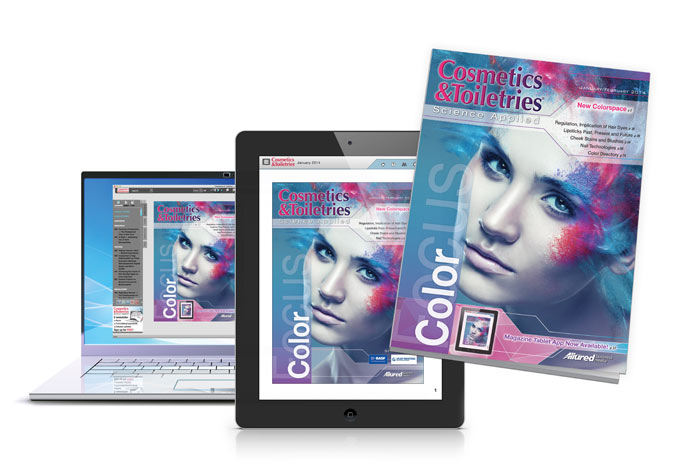 Cosmetics & Toiletries Magazine