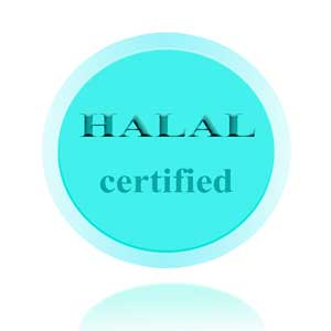 Grant Receives Halal Certification