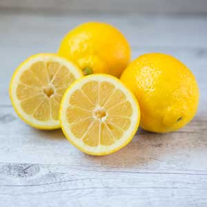 Lemon Aids in Skin Care