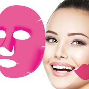 Lessonia Gets Colorful with Wet Bio Cellulose Sheet Masks
