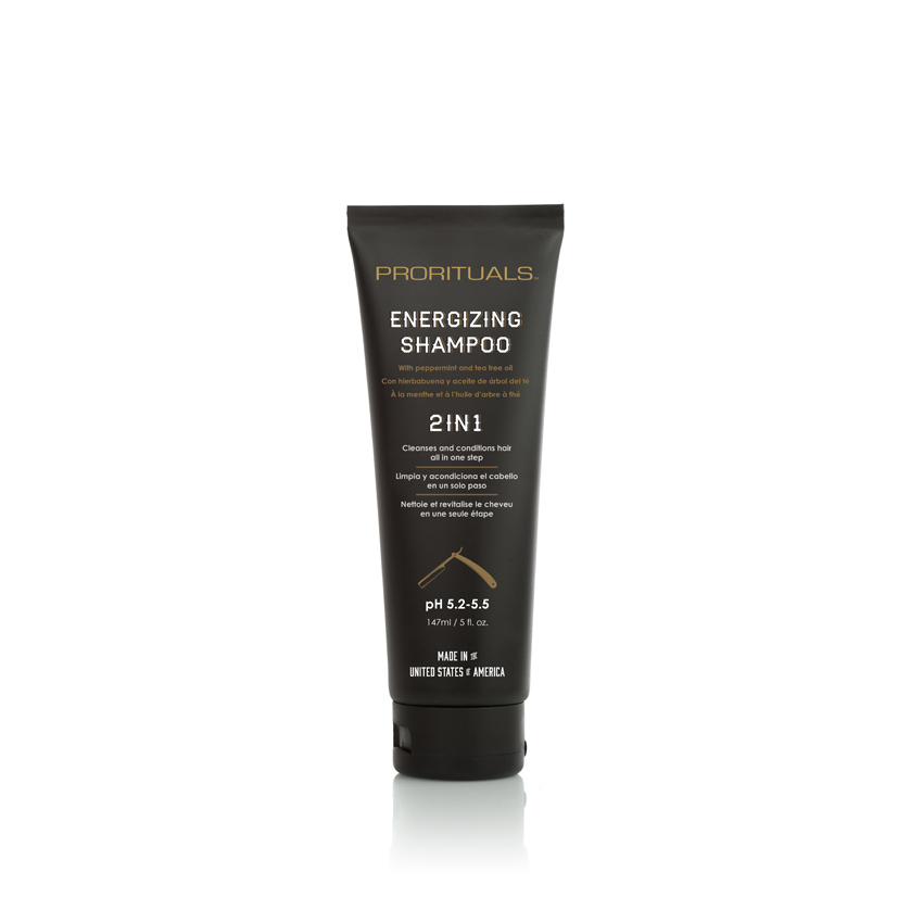 2-in-1 Men's Energizing Shampoo