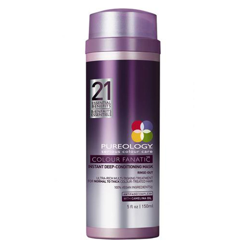 Colour Fanatic Instant Deep-Conditioning Mask by Pureology