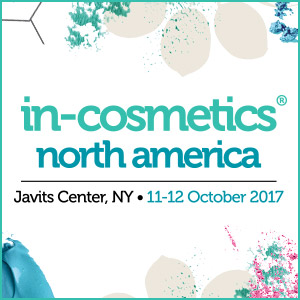 Brand new initiatives at in-cosmetics North America
