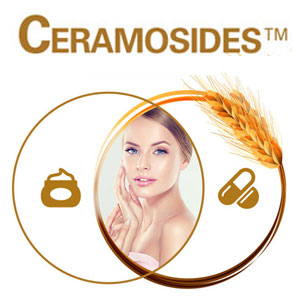 High efficiency CERAMOSIDES™ HP In a Complete Beauty Care Routine