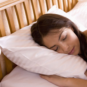 A Good Night's Sleep Can Put Years on Your Face